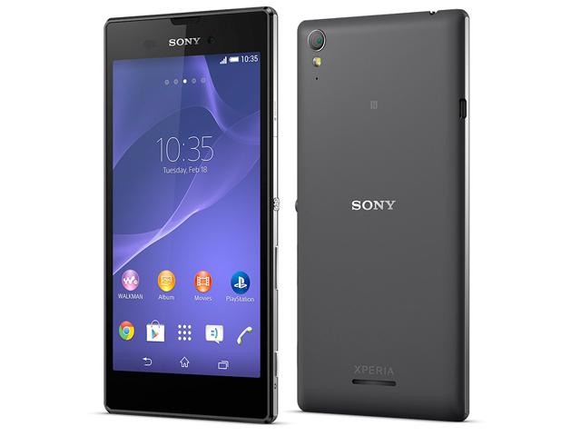 """Sony Xperia T3: самый тонкий 5"""" смартфон в мире"""