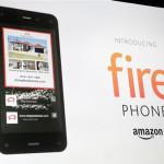Amazon показала смартфон Fire Phone с 3D-интерфейсом