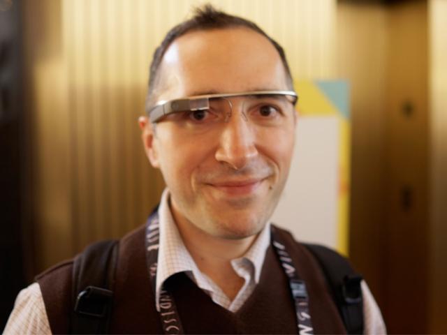 Основатель Google Glass ушел в Amazon