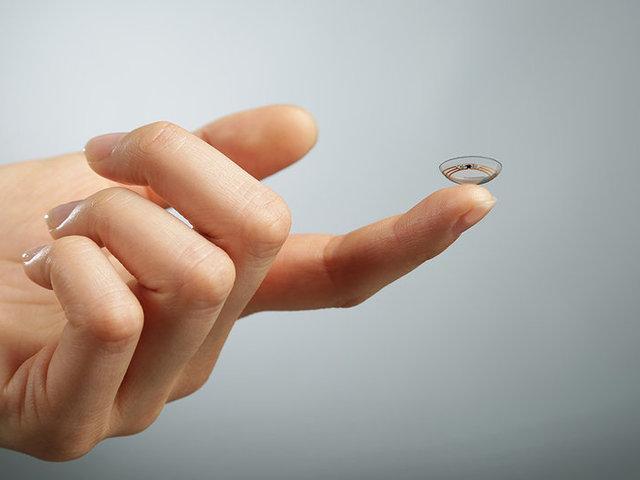 """""""Умные"""" контактные линзы от Google и Novartis помогут больным диабетом"""