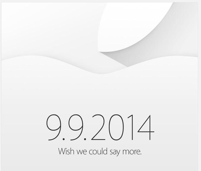 Apple разослала приглашения на презентацию нового iPhone 9 сентября