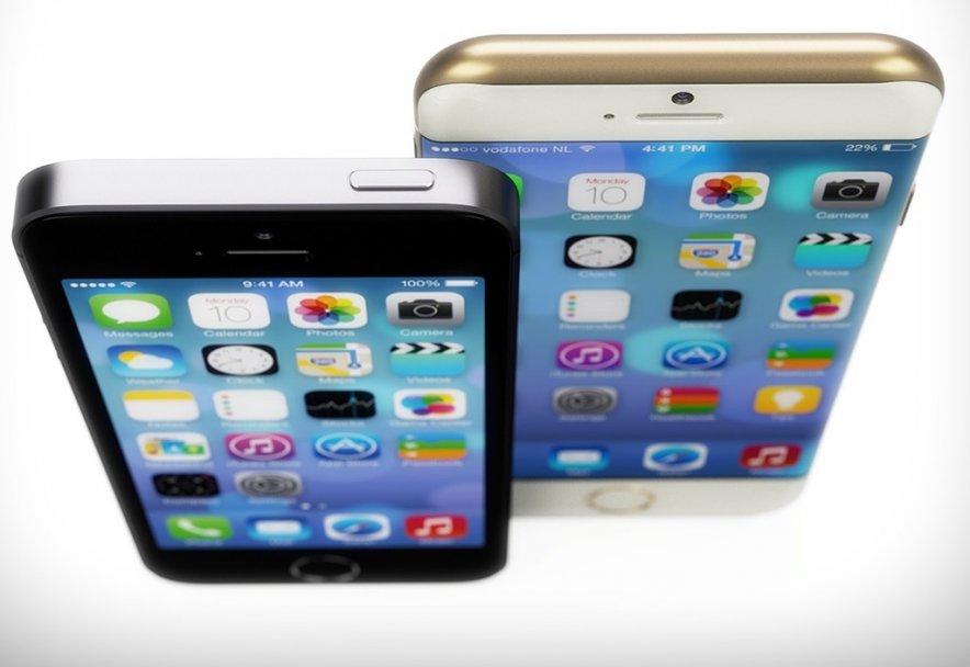 Фото iPhone 6 в упаковке