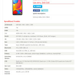 Samsung Galaxy Note 4: характеристики и цена