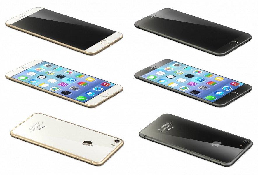 Первая информация о iPhone 6S