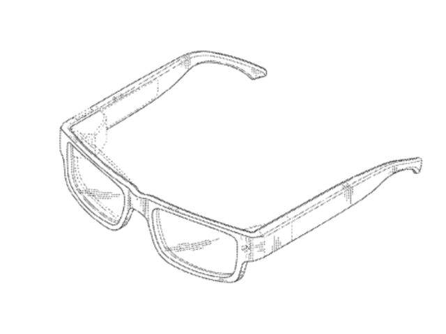 Google Glass станут выглядеть как обычные очки