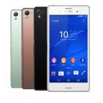 Sony рассекретила флагманский смартфон и «убийцу» iPad Mini