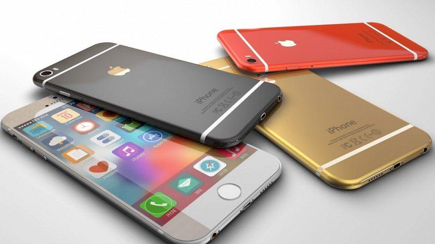 Народ уже выстраивается в очередь за iPhone 6