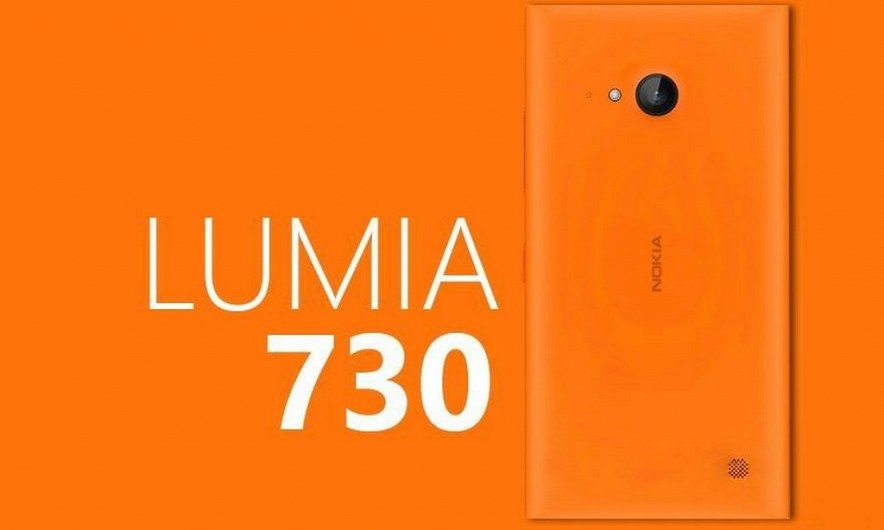 """Живые"" фото Nokia Lumia 730 и Lumia 735"