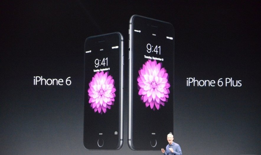 Apple представила iPhone 6, iPhone 6 Plus и Apple iWatch