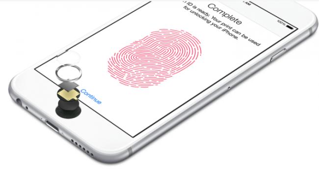 Touch ID в iPhone 6 стал безопаснее, но все еще поддается взлому