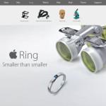 Apple Ring. Меньше. Во всех смыслах