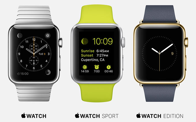 Apple Watch. Кранты всем конкурентам