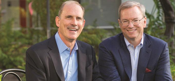 Эрик Шмидт (Google): Apple показала то, что у Samsung появилось год назад