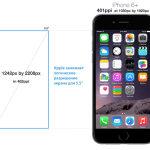 Apple жульничает с экраном iPhone 6 Plus