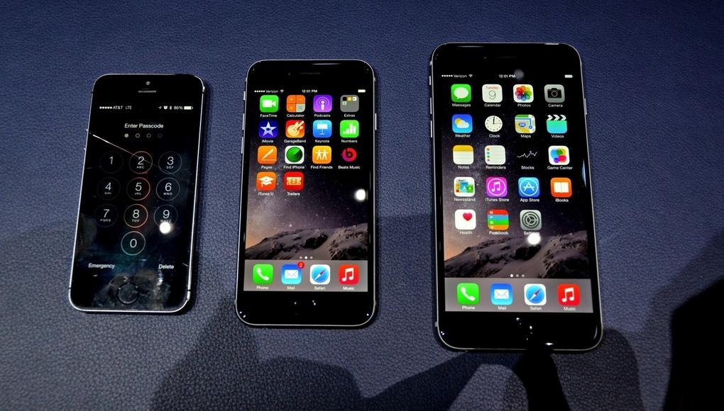 Чем отличается iPhone 6 от iPhone 6 Plus?