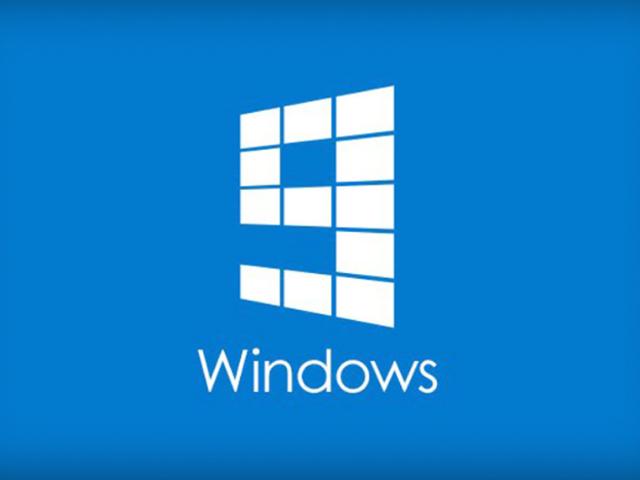 """Microsoft случайно """"засветила"""" логотип Windows 9"""