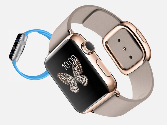 Часы Apple Watch выйдут не раньше февраля