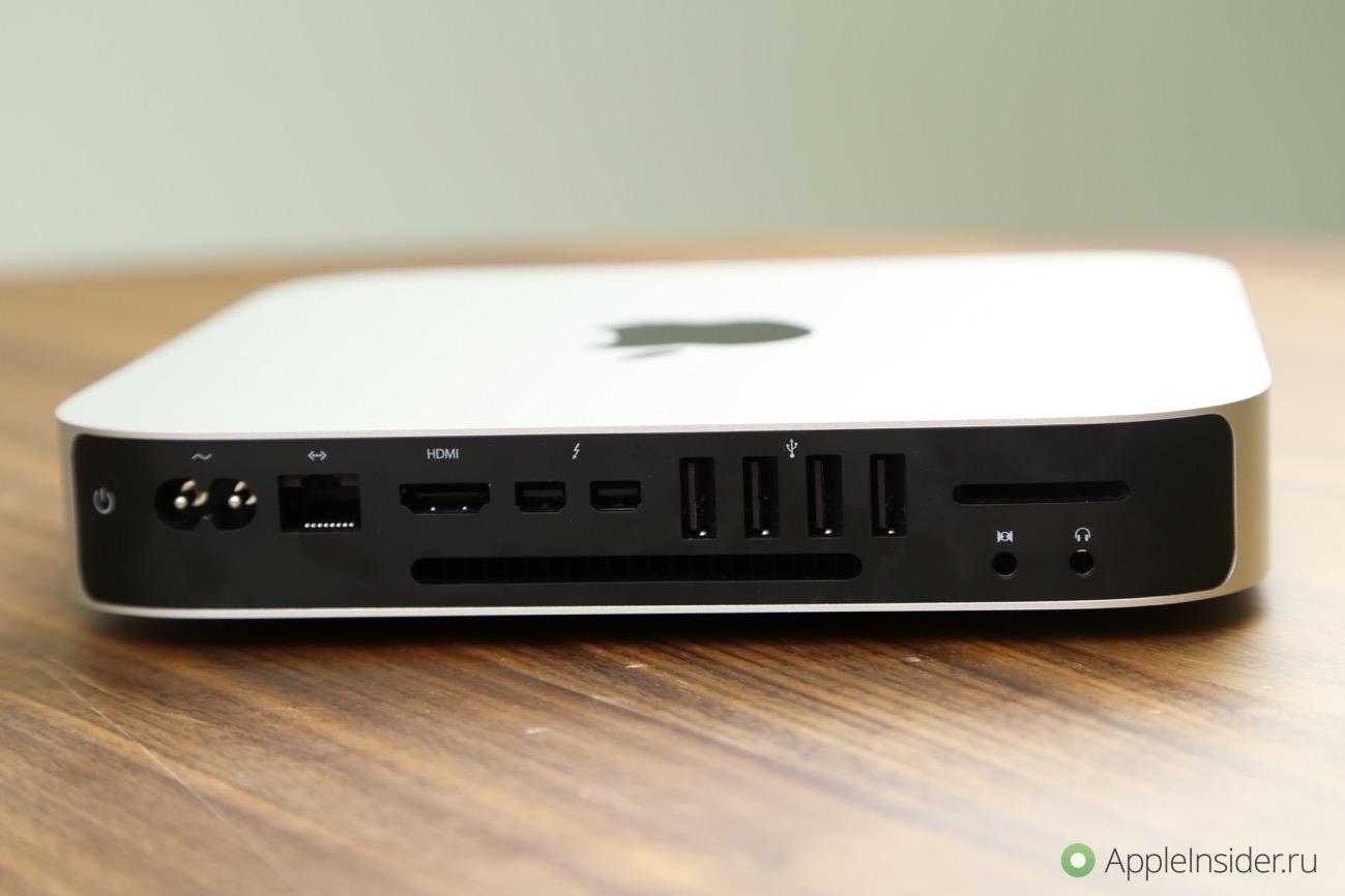Обзор обновленного Mac mini 2014 года