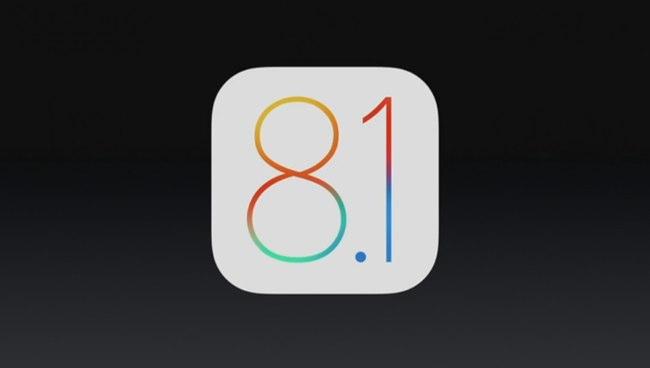 iOS 8.1 доступна для установки!