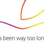 Apple приглашает на презентацию новых iPad 16 октября