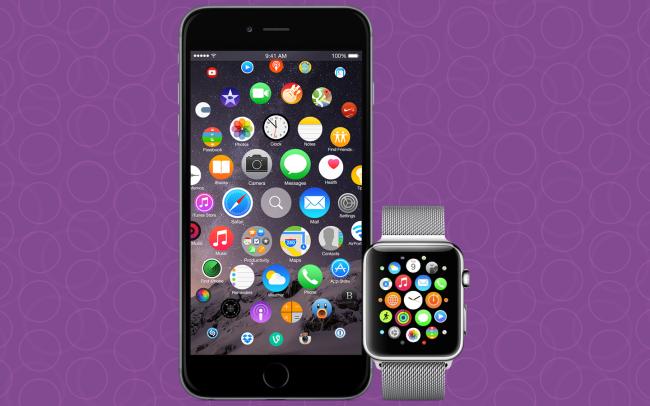Интерфейс Apple Watch — будущее iOS?