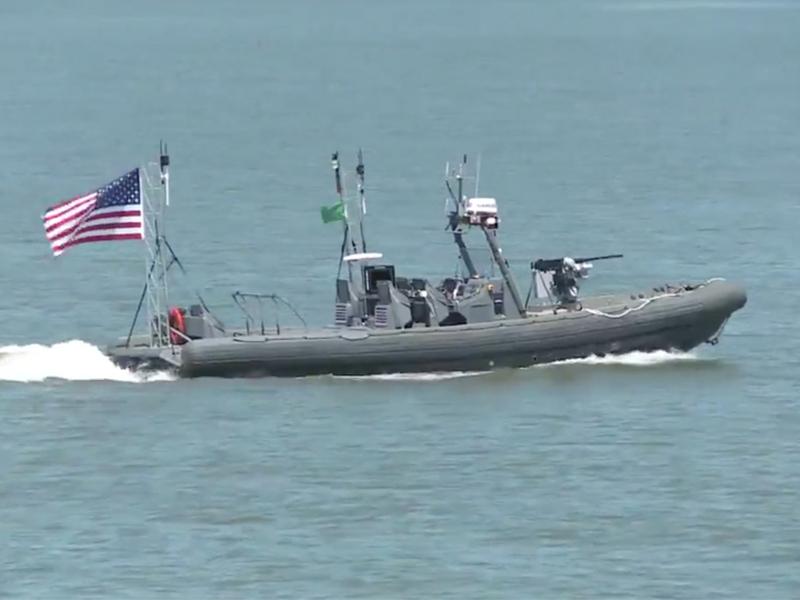 США возьмут на вооружение беспилотные лодки