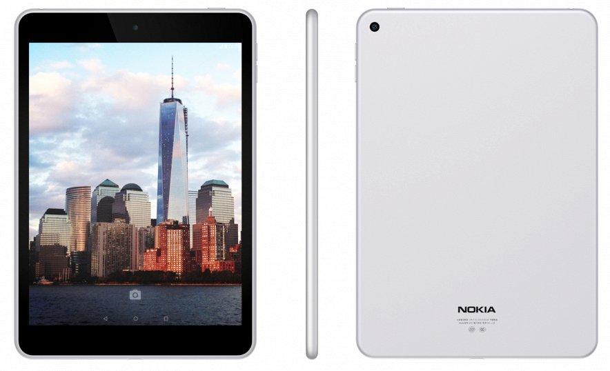 Релиз планшета Nokia N1 на Android