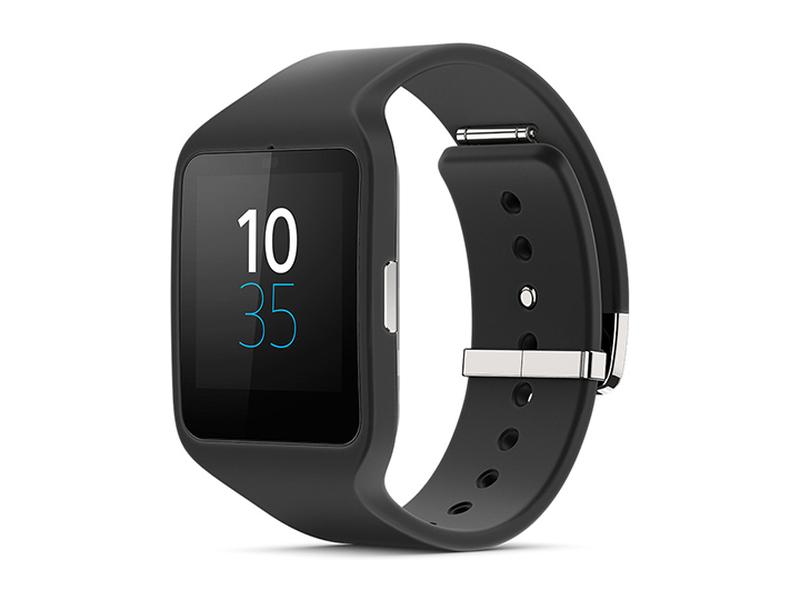 Sony выпустит смарт-часы из электронной бумаги