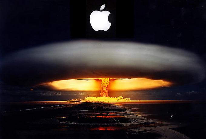 «Термоядерная война» Apple против Samsung: как это было