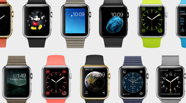 Apple Watch вошли в список лучших инноваций года