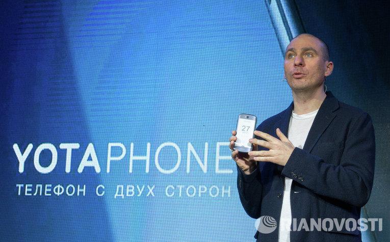 MIRROR: Yotaphone 2 – худшая новинка 2014 года
