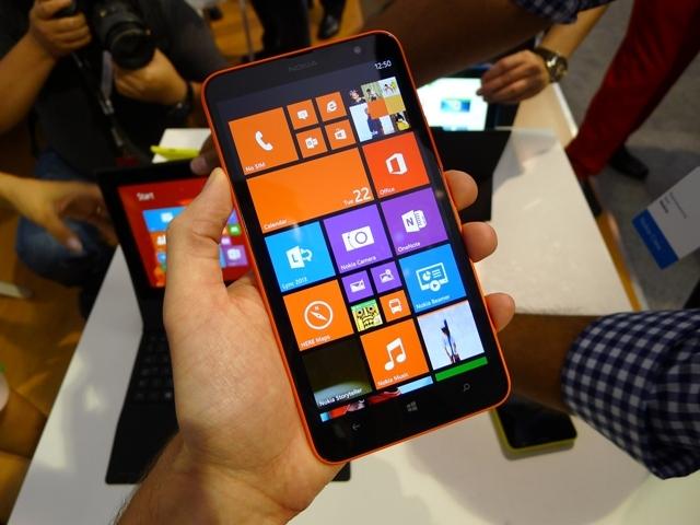 Смартфон Lumia 1330 «засветился» в базе данных GFXBench