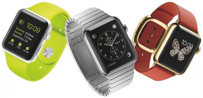 Около 10 % пользователей хотели бы приобрести Apple Watch