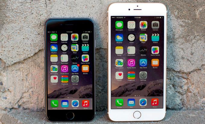 Apple постепенно решает проблемы с дефицитом iPhone 6, iPhone 6 Plus и iMac с дисплеем Retina 5K