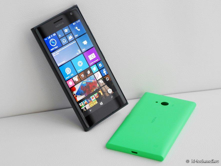 Владельцы Lumia 730 жалуются на сбои в работе смартфона