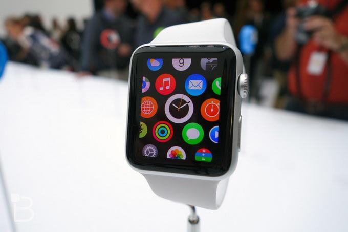 Китайская фирма Aiwatch представила копию носимого гаджета Apple Watch