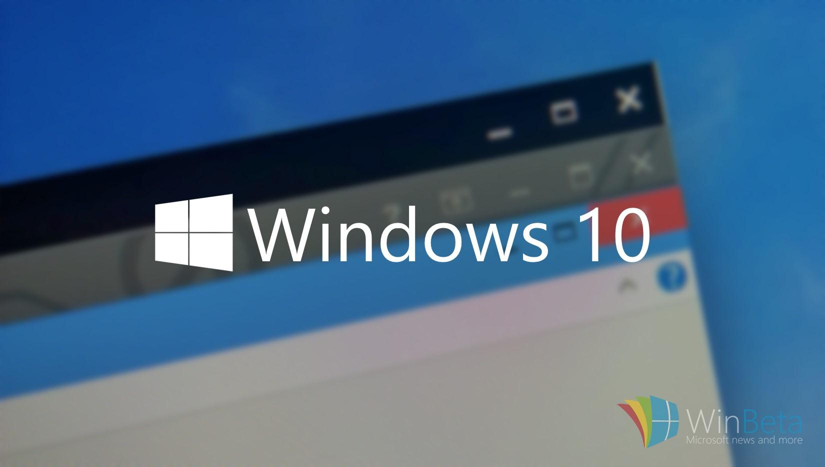 Новая версия Windows 10 попала в Сеть раньше срока