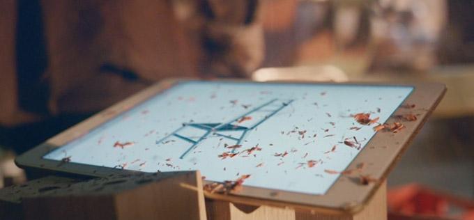 Apple запустила новую рекламную кампанию iPad Air 2 «Перемены»