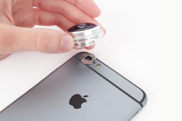 Металлические аксессуары нарушают работу камеры в новых iPhone