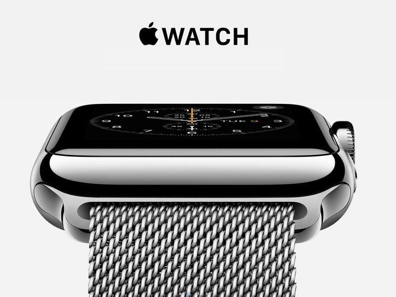 Apple поделилась подробностями о часах Watch