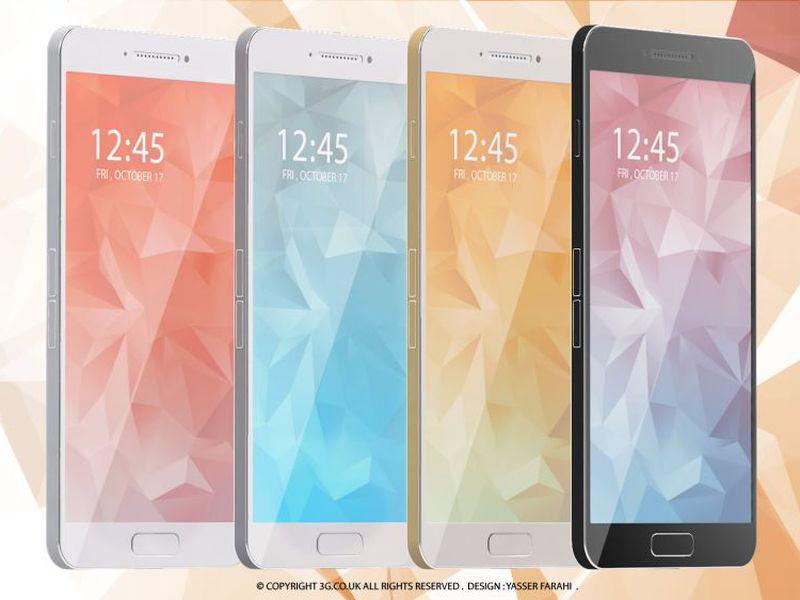"""Galaxy S6: все, что известно о новом """"флагмане"""" Samsung"""