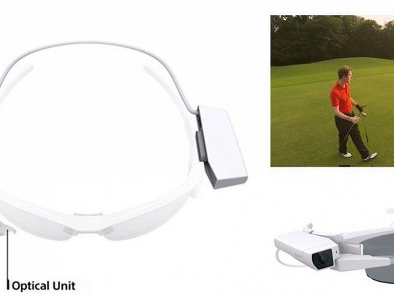 """Sony нашла элегантный способ """"убить"""" Google Glass"""