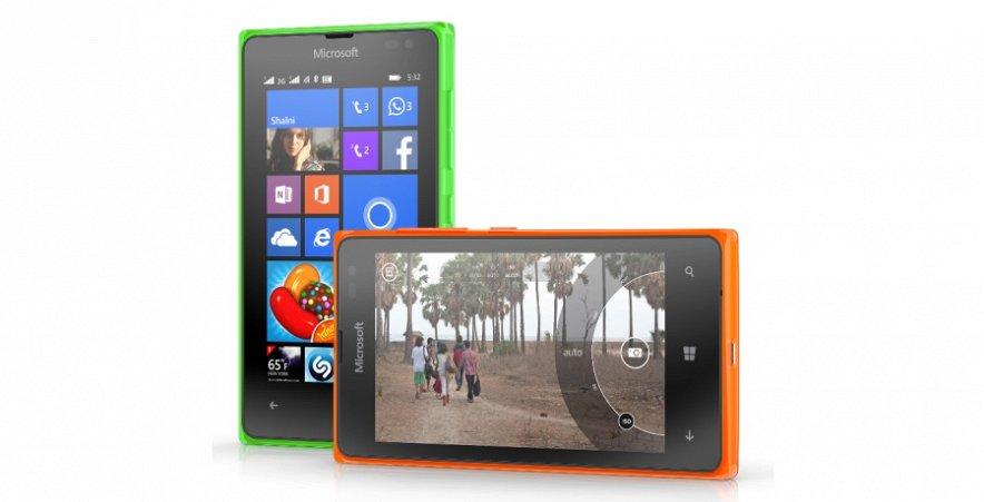 Официально: новые смартфоны Microsoft LUMIA 435 и LUMIA 532