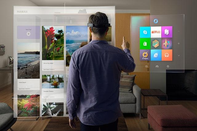 Очки HoloLens — Microsoft делает научную фантастику реальностью