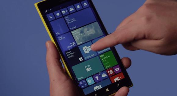 Windows 10 Technical Preview стала доступной для смартфонов Lumia