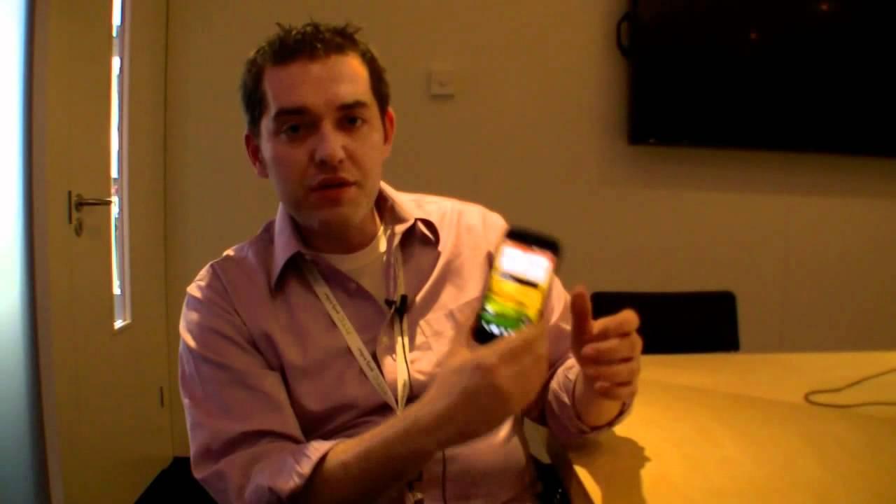 Джефф Гордон [HTC] считает iPhone «ужасно скучным»