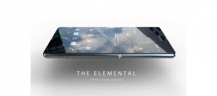 В сети появилось первое изображение Sony Xperia Z4