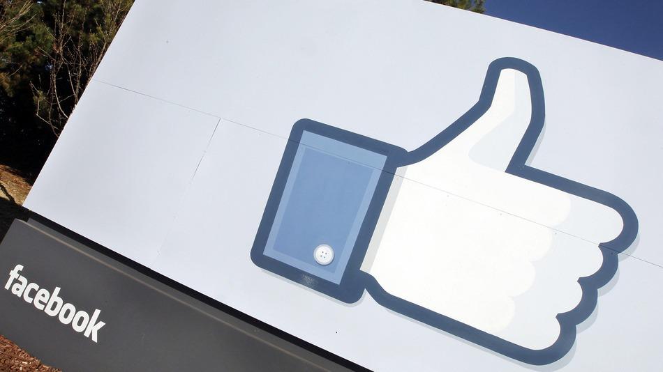Facebook будет считать лайки будет по-новому