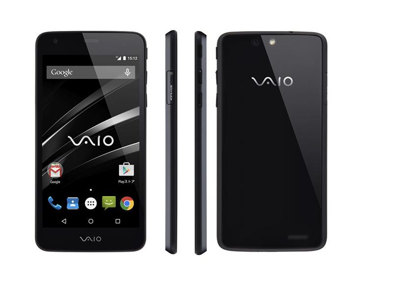 Первый смартфон от VAIO