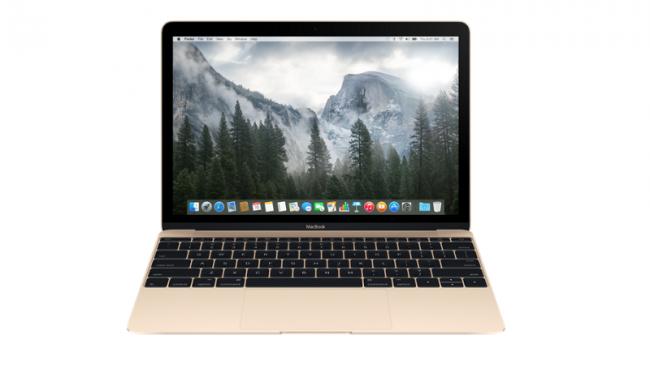 Первая распаковка нового 12-дюймового MacBook